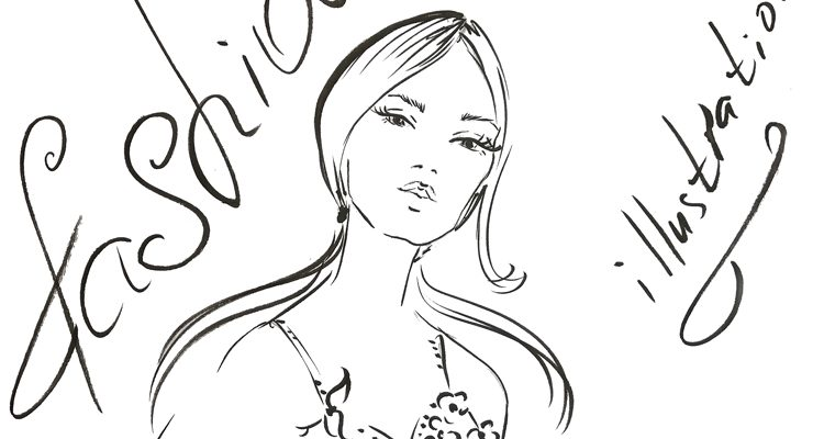 How to Draw Fashion Illustration: Fashion Figure 101